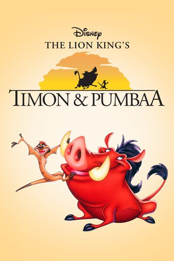 The Lion King's Timon & Pumbaa Poster