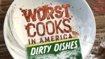 Worst Cooks in America: Dirty Dishes Poster