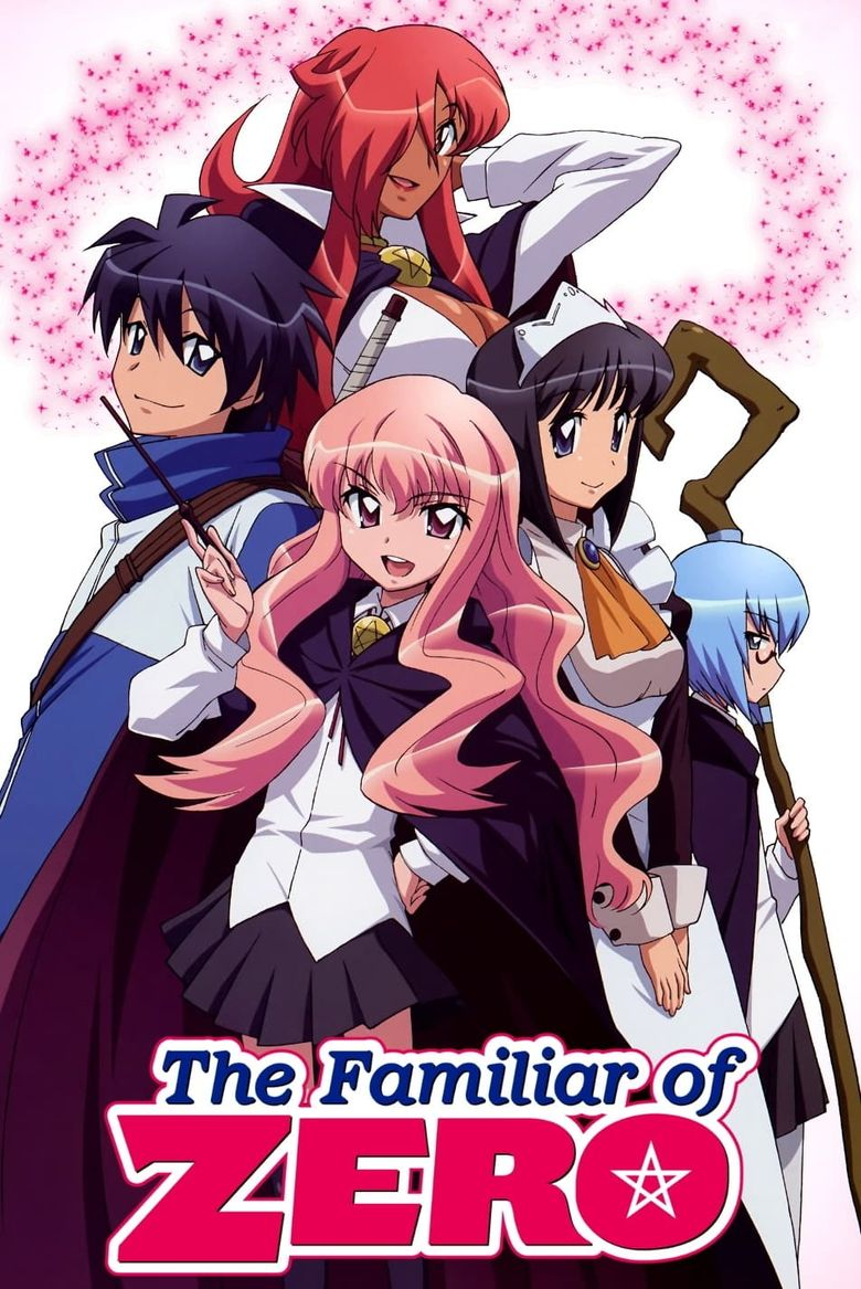 The Familiar of Zero Poster