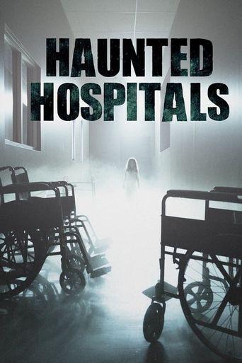 Haunted Hospitals Poster