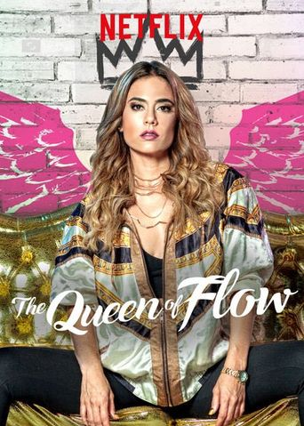 The Queen of Flow Poster