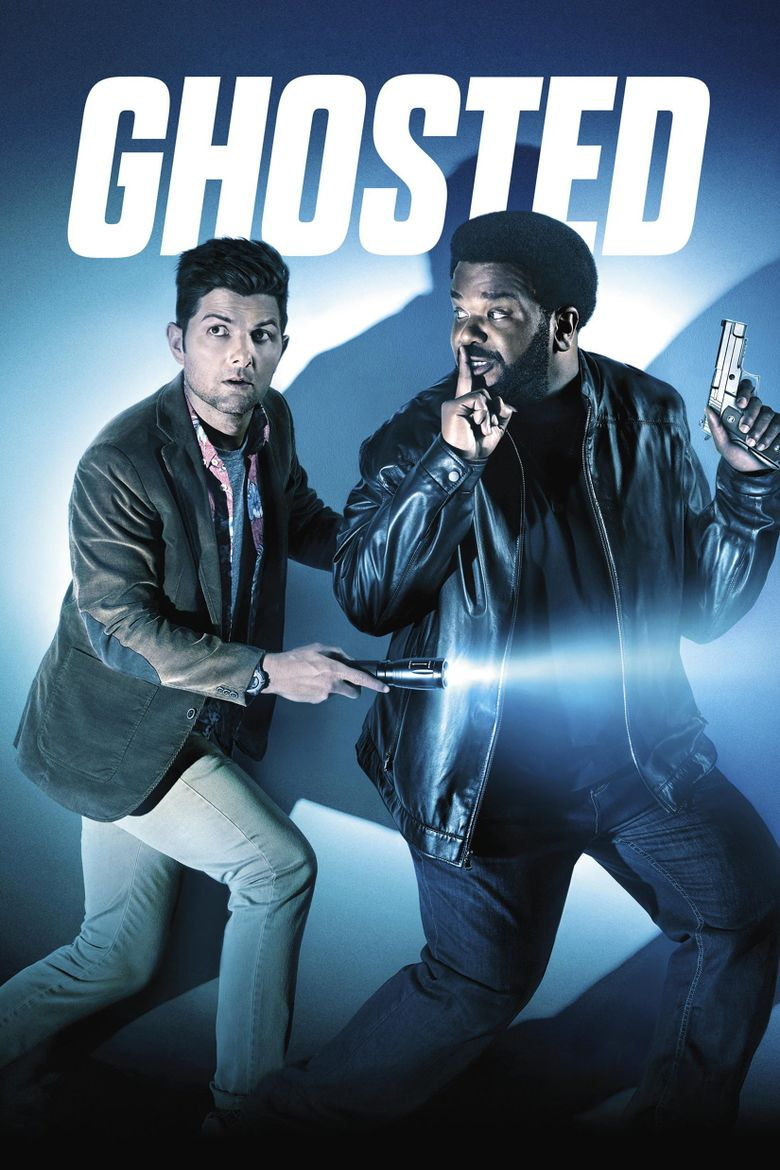 Ghosted Poster