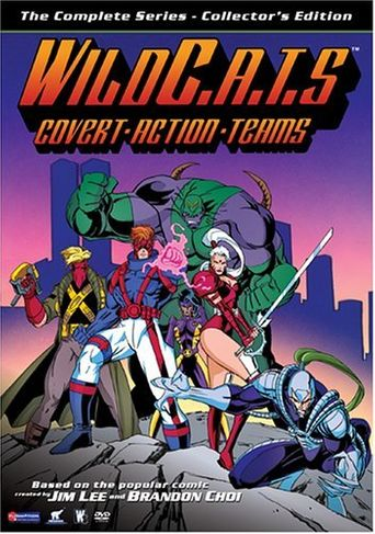 Watch WildC.A.T.s