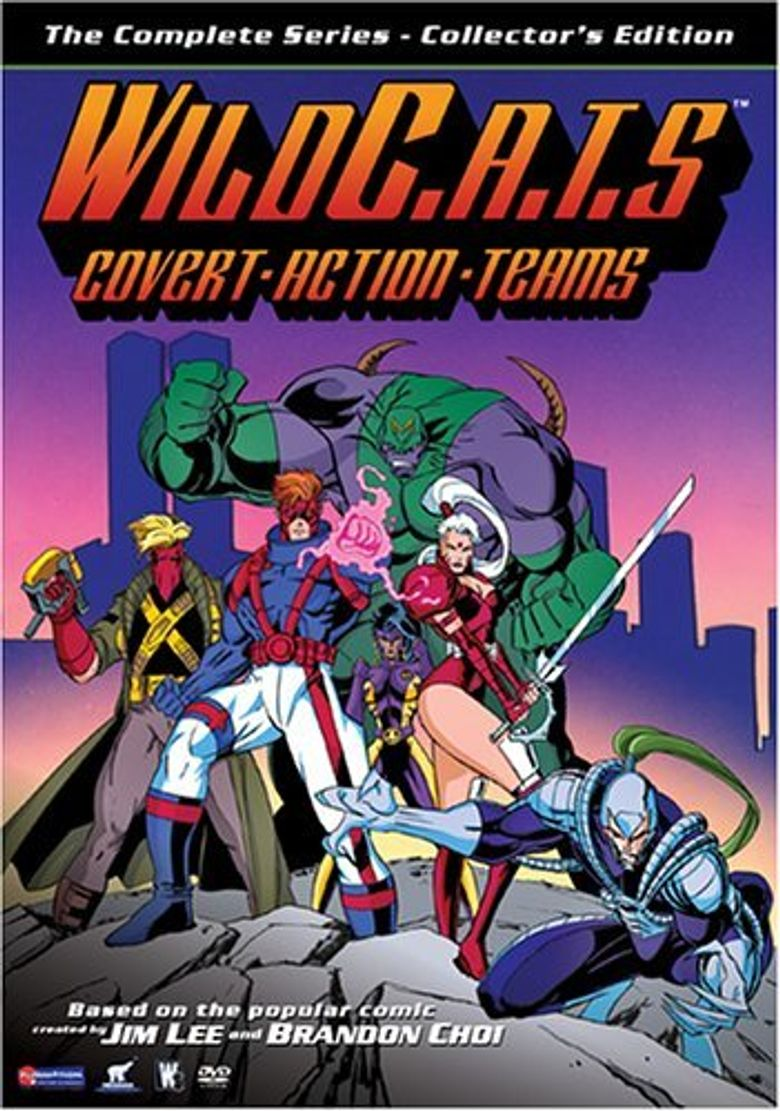 WildC.A.T.S Poster