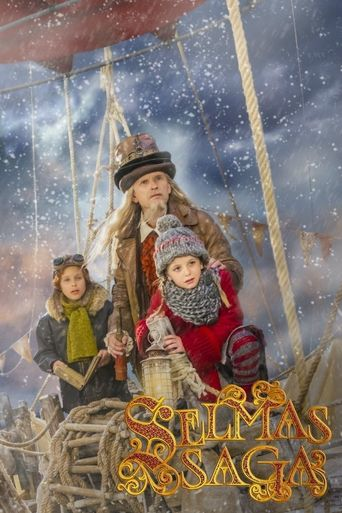 Julkalendern: Selmas saga Poster