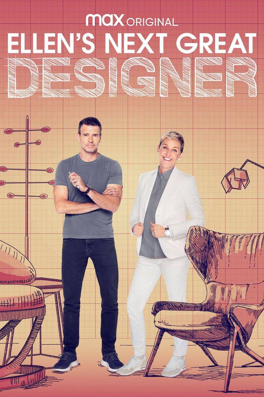 Ellen's Next Great Designer Poster