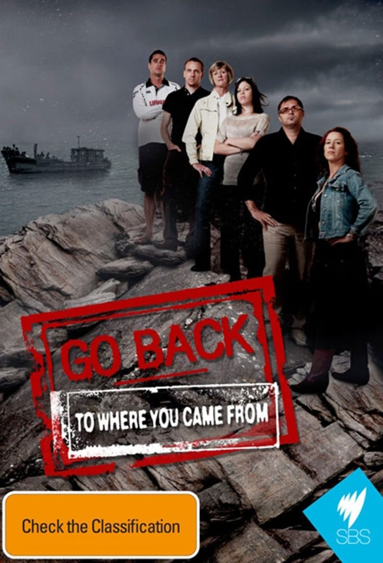 Go Back To Where You Came From Poster