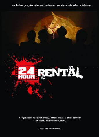 24 Hour Rental Poster
