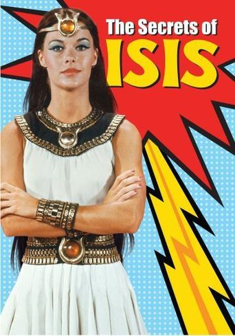 The Secrets of Isis Poster