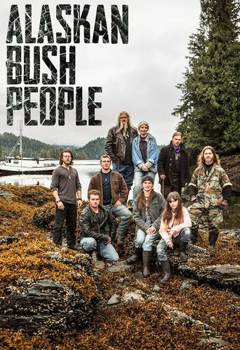 Alaskan Bush People Poster