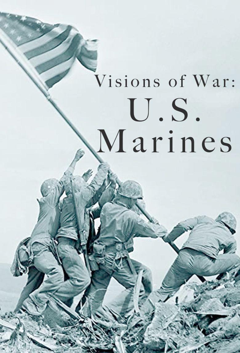 Visions of War: U.S. Marines Poster