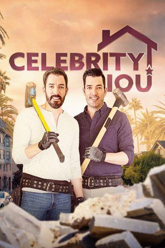 Celebrity IOU Poster