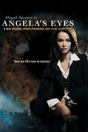 Angela's Eyes Poster