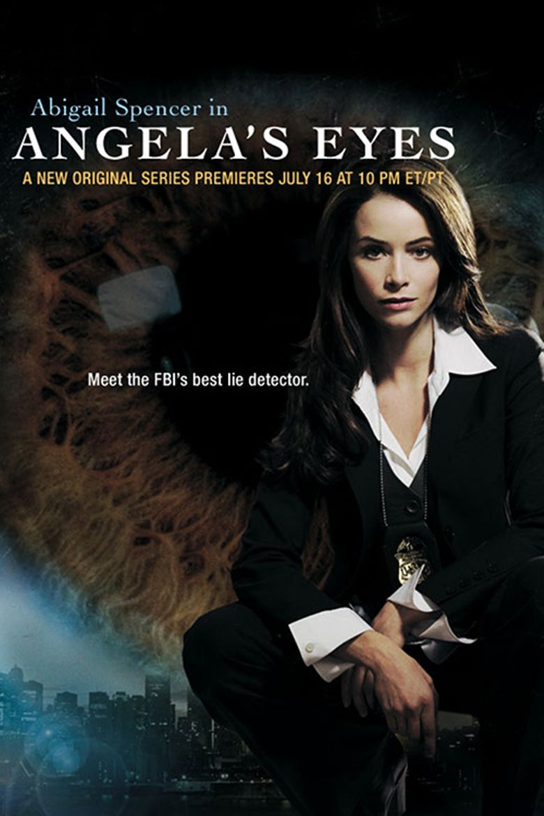 Angela's Eyes Poster