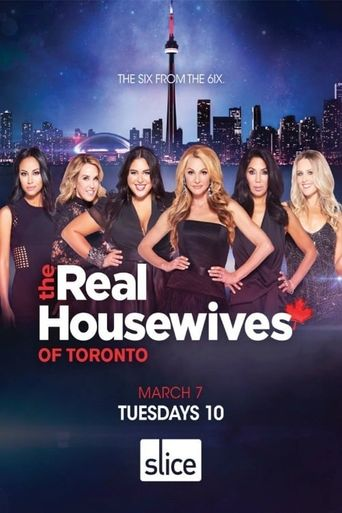 The Real Housewives of Toronto Poster