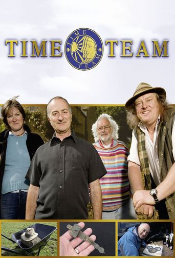Time Team Poster