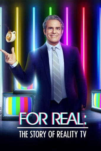 For Real: The Story of Reality TV Poster