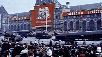 Season 01, Episode 02 The Cold War Files