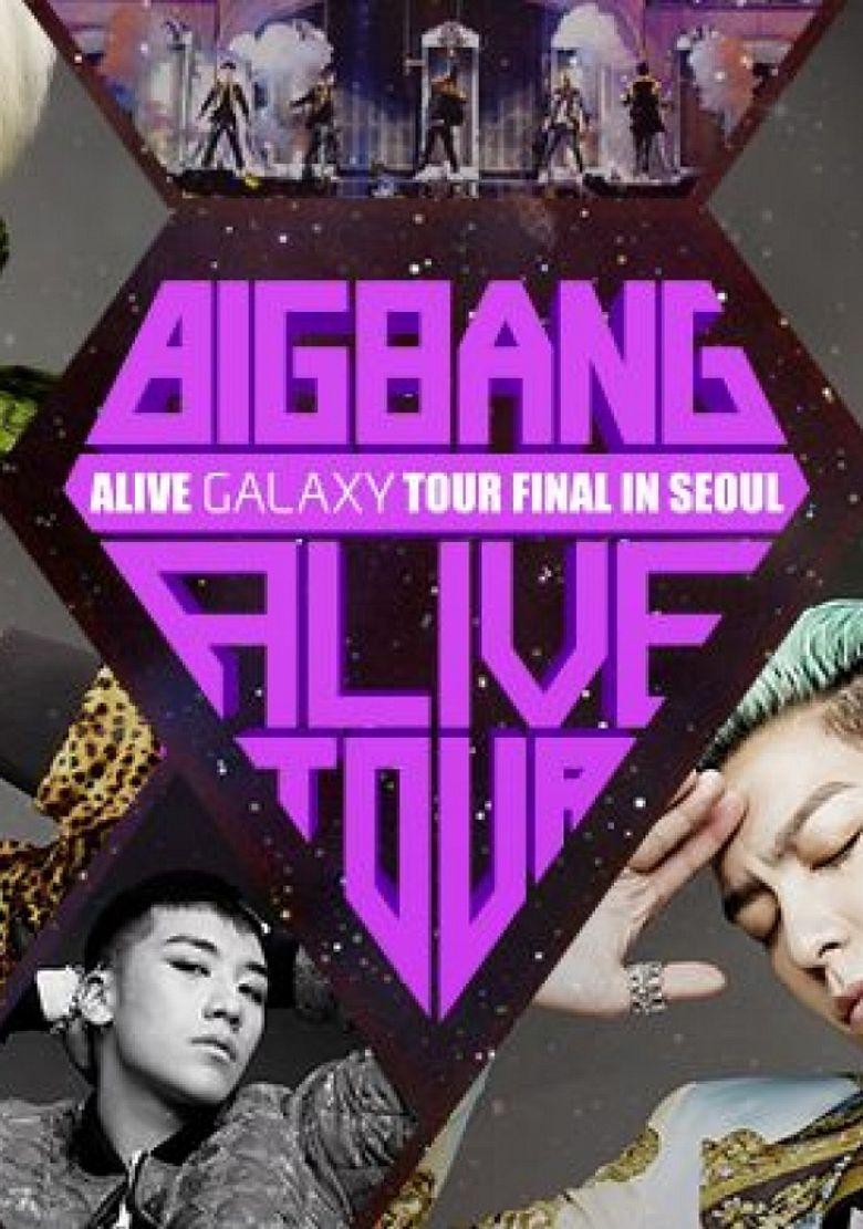 Watch BIGBANG: 'ALIVE Galaxy Tour Final in Seoul'