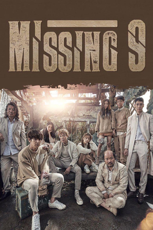 Missing Nine Poster
