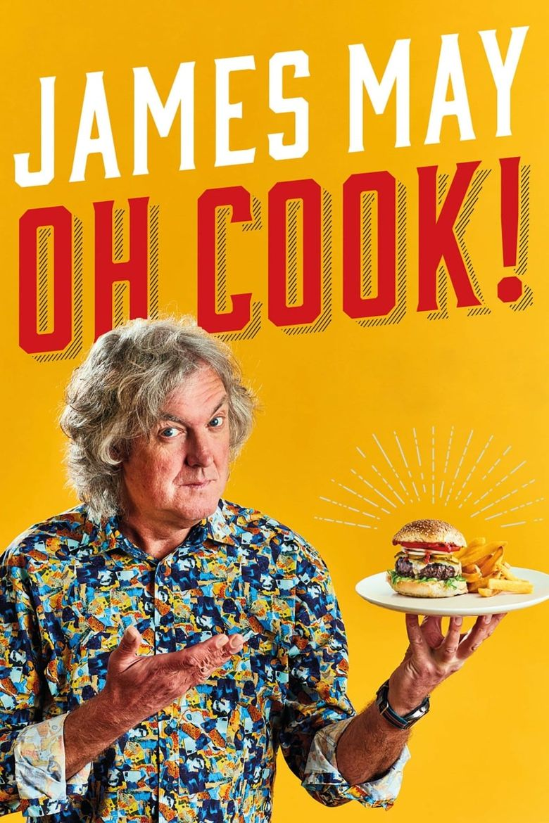 James May: Oh Cook! Poster