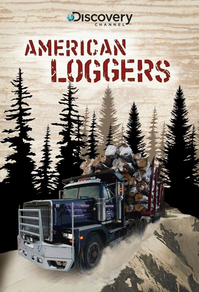 American Loggers Poster
