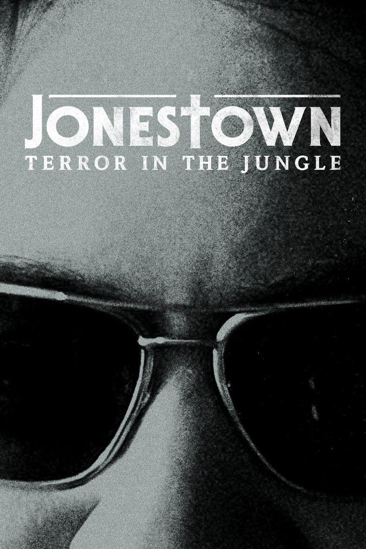 Jonestown: Terror in the Jungle Poster