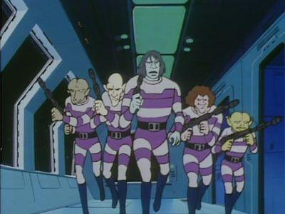 Season 01, Episode 29 Prisoner-ship Being Hijacked!