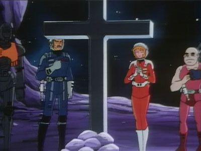 Season 01, Episode 23 Captain Future Dies!