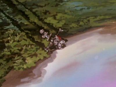 Season 01, Episode 10 The Underwater-Trap