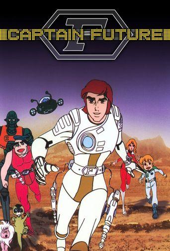 Captain Future Poster