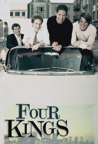 Four Kings Poster