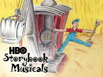 HBO Storybook Musicals Poster