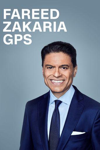 Fareed Zakaria GPS Poster