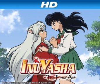 InuYasha: The Final Act Poster