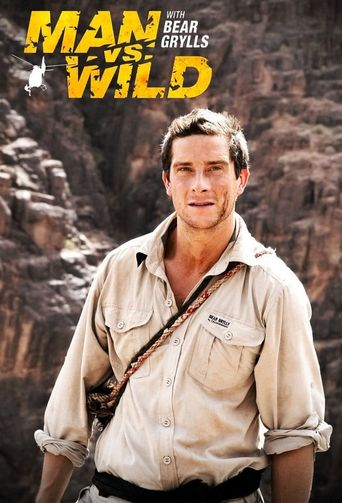 Watch Man vs. Wild