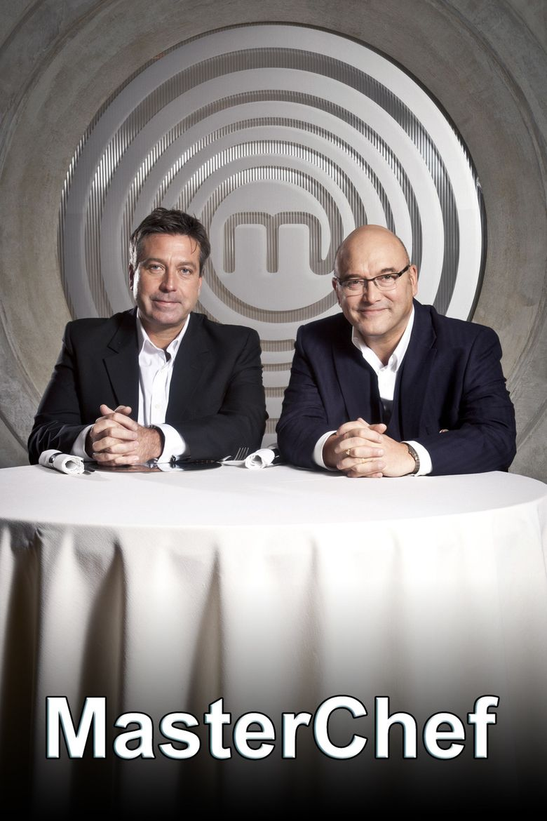 Masterchef Goes Large Poster