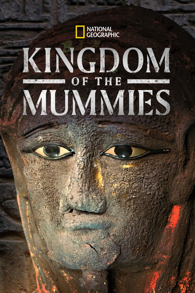 Kingdom of the Mummies Poster