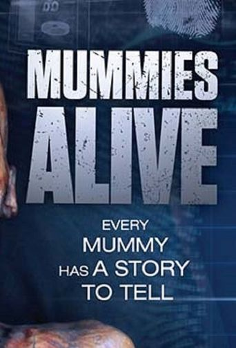 Mummies Alive Poster