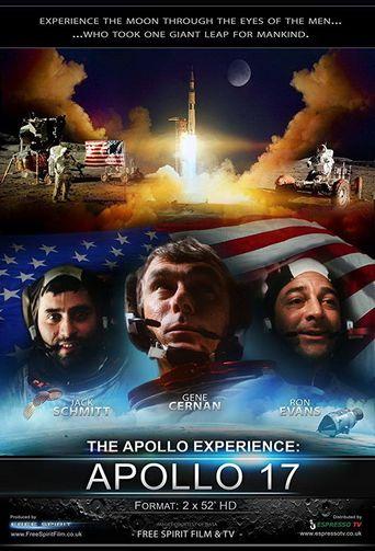 the Apollo experience : Apollo 17 Poster