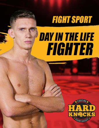 Fight Sport - Day in the Life - Fighter Poster