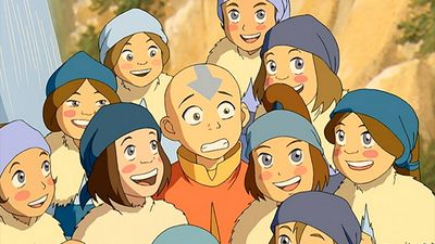 Season 01, Episode 04 The Warriors of Kyoshi