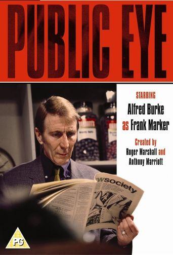 Public Eye Poster