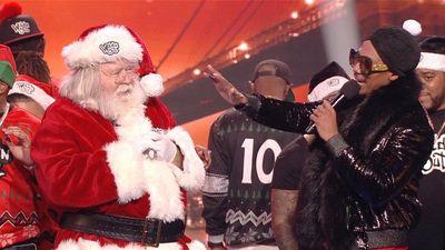 Watch SHOW TITLE Season 10 Episode 10 Santa Claus; Slick Woods; Jacquees