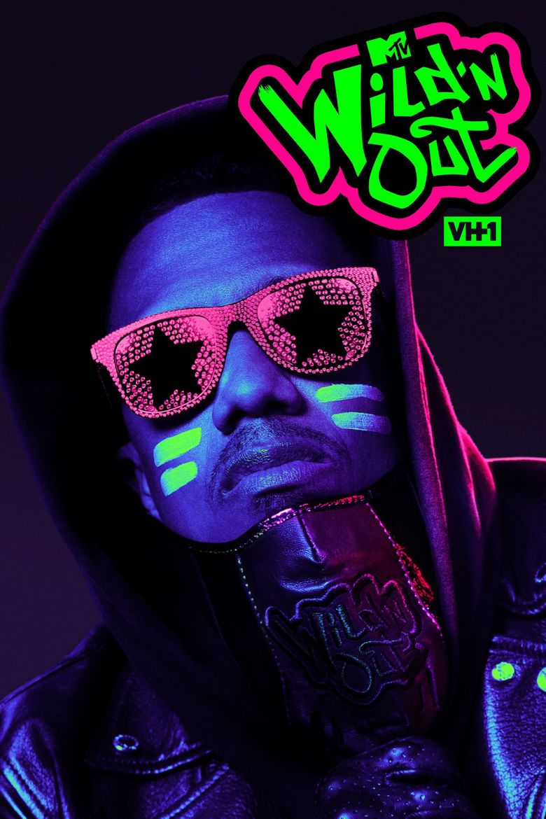 Wild 'n Out Poster