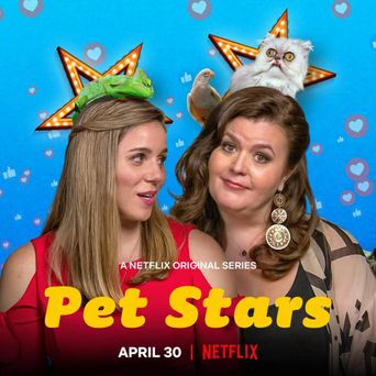 Pet Stars Poster