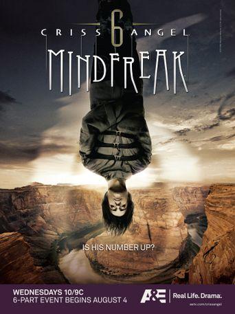 Criss Angel Mindfreak Poster