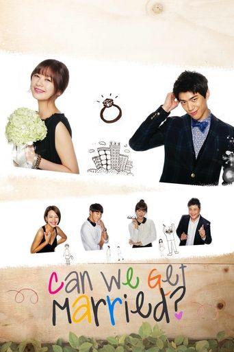 Can We Get Married? Poster