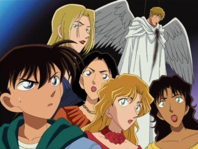 Season 11, Episode 02 Kudo Shinichi's NY Case (Part Two)