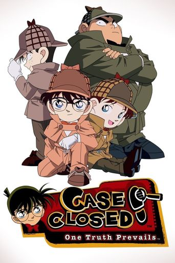 Case Closed - Watch Episodes on Netflix, Hulu, Crunchyroll